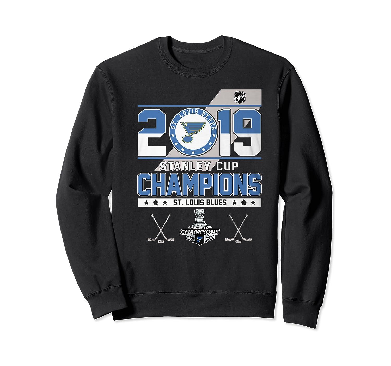 Stanley St Louis Cup Blues Champions 2019 Best For Fans Shirts Crewneck Sweater