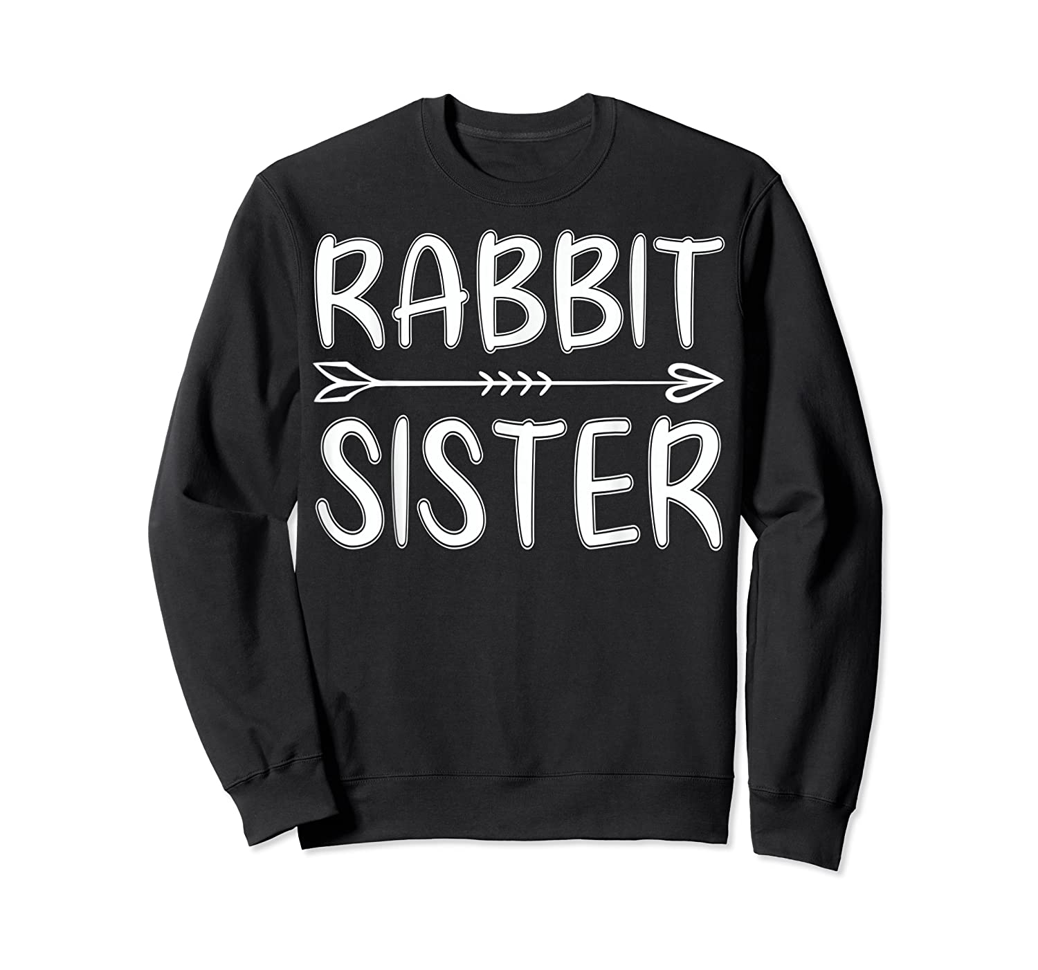 Cute Rabbit Sister Shirt I M Going To Be A Sister T Shirt Crewneck Sweater