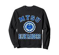 Middle Tennessee State 1911 University Apparel T Shirt Sweatshirt Black