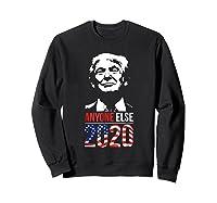 Anyone Else 2020 Presidential Election Impeach Trump T Shirt Sweatshirt Black