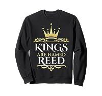 Kings Are Named Reed Shirts Sweatshirt Black