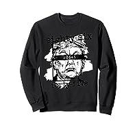 86 45 Impeach Trump Not My President 8645 T Shirt Sweatshirt Black