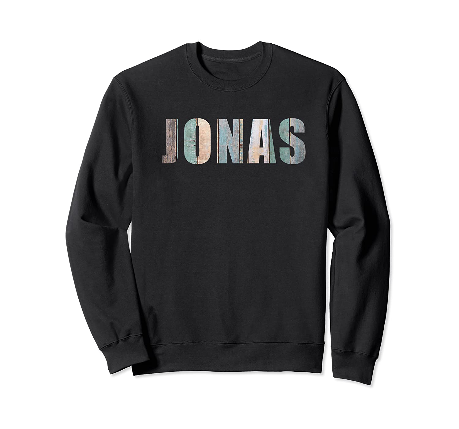 Jonas First Given Name Pride Funny Cool Premium T Shirt Crewneck Sweater