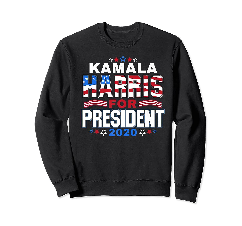 Kamala Harris For President 2020 Patriotic Election Gift Shirts Crewneck Sweater