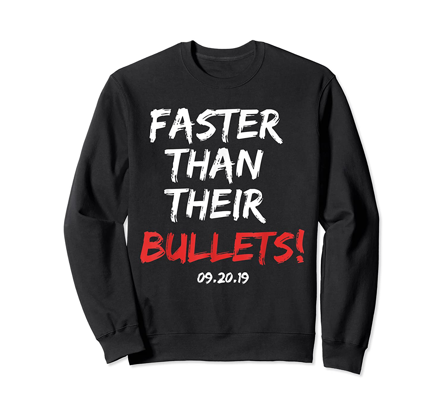 Storm Area 51 They Can't Stop Us All Shirts Crewneck Sweater