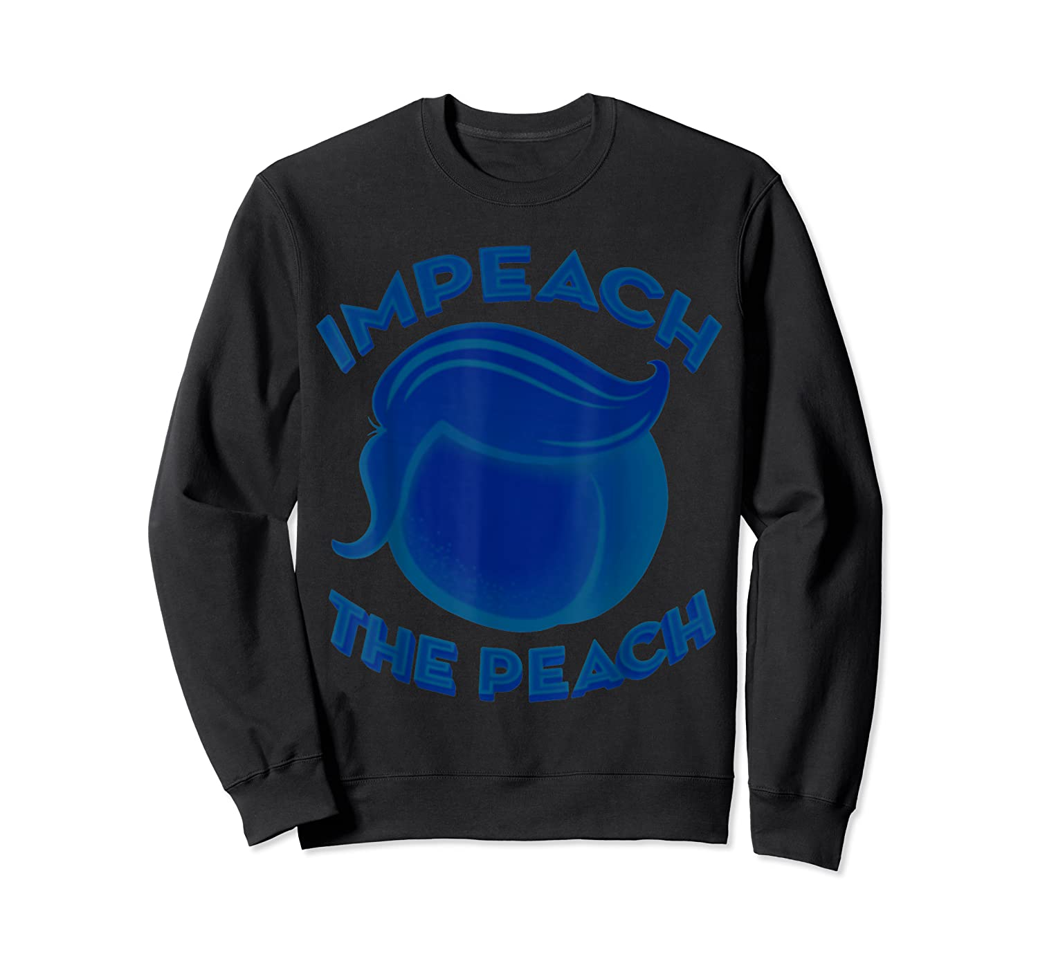 Impeach Halloween T Shirt For Girls And Adults Crewneck Sweater