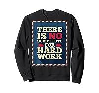 Happy Labor Day Hard Worker Cool Employee Gift Back Print T-shirt Sweatshirt Black