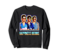 Happiness Begins Tour Music T Shirt Cool Jonas Shirt T Shirt Sweatshirt Black