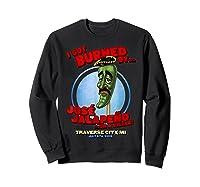 Jose Jalapeno Traverse City Mi T Shirt Sweatshirt Black