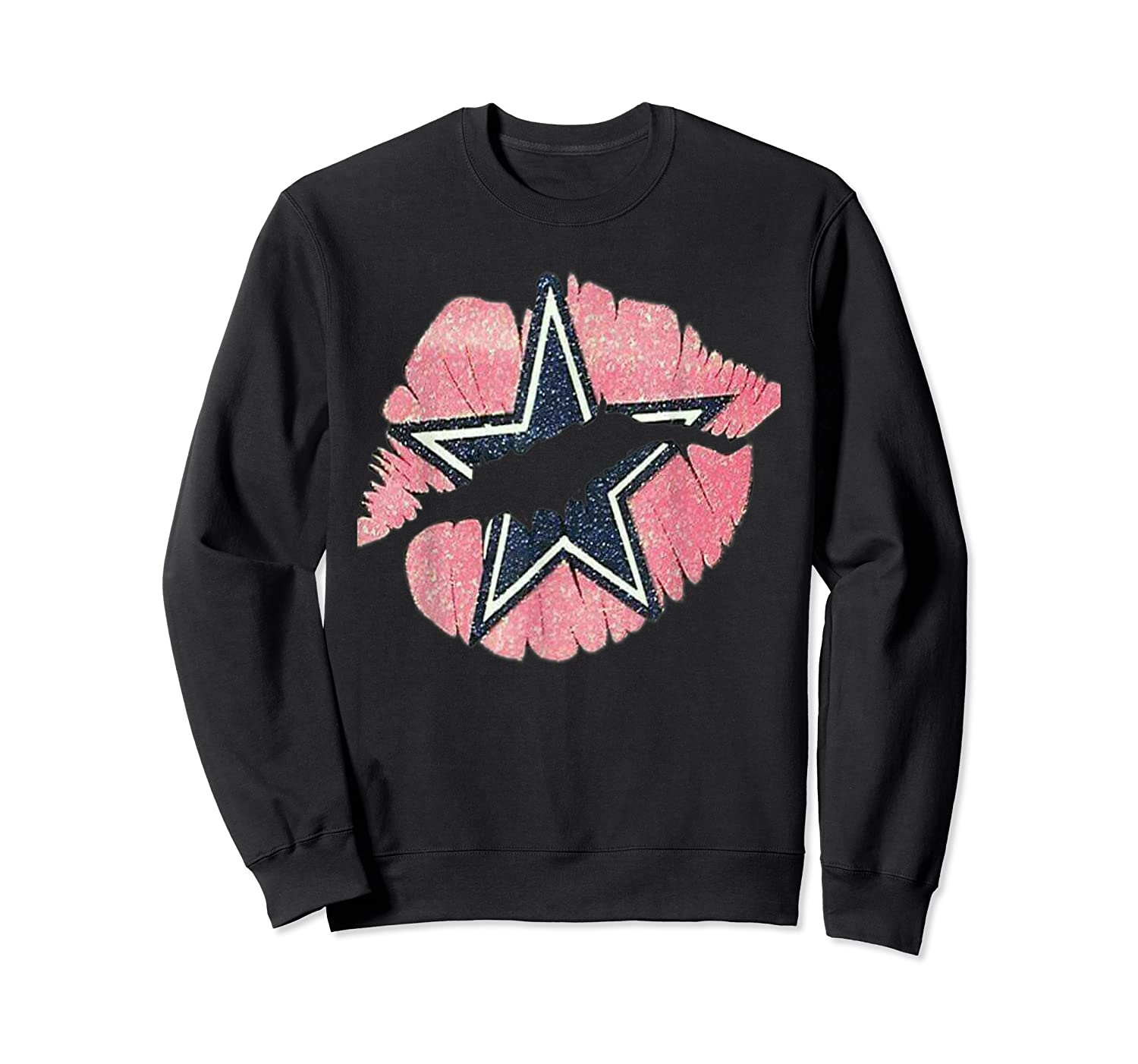 Cow Nation Of Legends Kiss Gift For T Shirt Crewneck Sweater