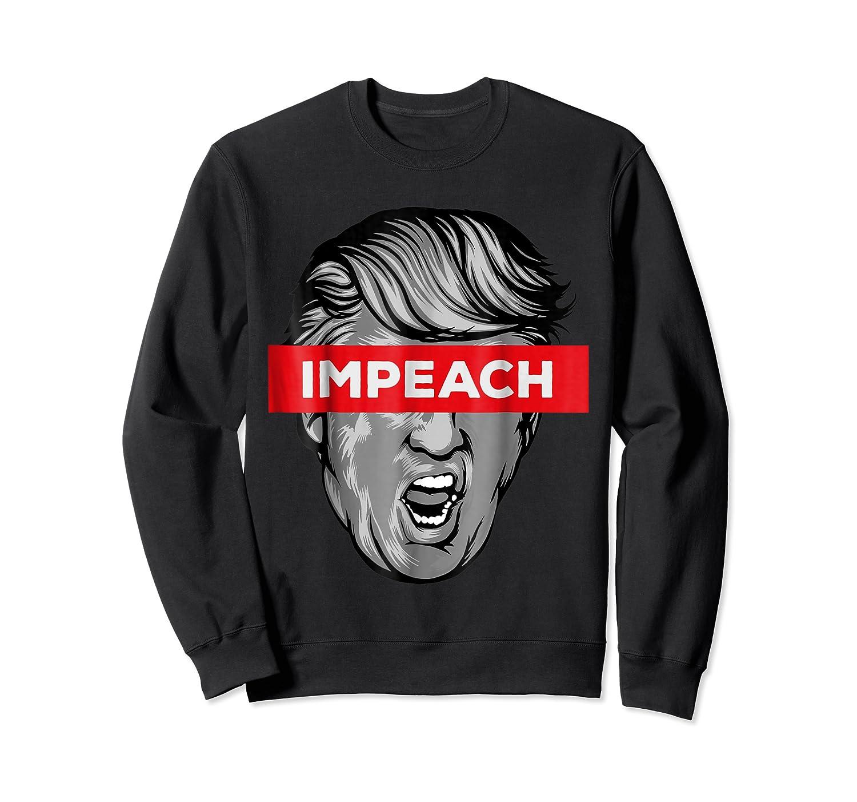 Trump Impeach Not My President T Shirt Crewneck Sweater