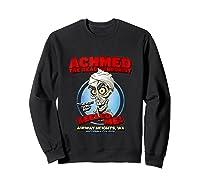 Achmed The Dead Terrorist Airway Heights Wa Tank Top Shirts Sweatshirt Black