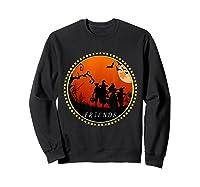 Friends Horror Scary Halloween T Shirt For  Sweatshirt Black