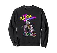 Wwe Nerds - Razor Ramon T-shirt Sweatshirt Black