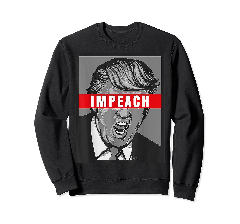 Impeach Trump Not My President Tshirts Crewneck Sweater