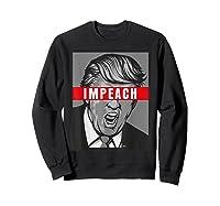 Impeach Trump Not My President Tshirts Sweatshirt Black