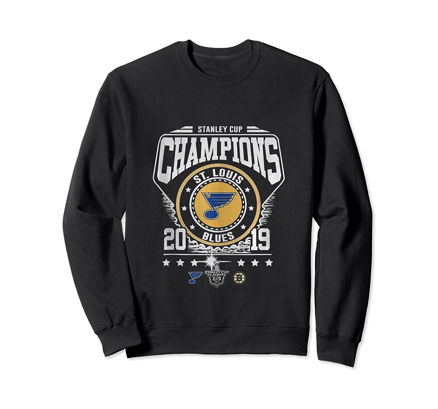 Best Gift Stanley St-louis Cup Blues Champions 2019 Tank Top Shirts Crewneck Sweater