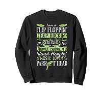 Parrot Shirt - Parrot Head Tshirts Sweatshirt Black