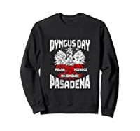 Pasadena California Dyngus Day Polish Eagle Tank Top Shirts Sweatshirt Black
