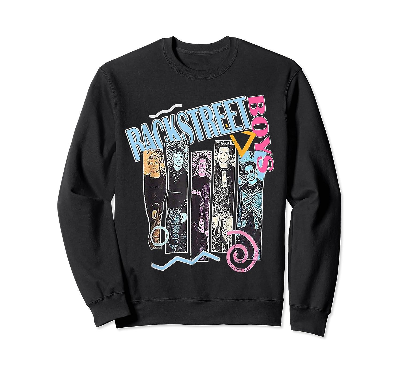 Vintage Backstreet Boy T Shirt Gift Halloween T Shirt Crewneck Sweater