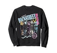 Vintage Backstreet Boy T Shirt Gift Halloween T Shirt Sweatshirt Black
