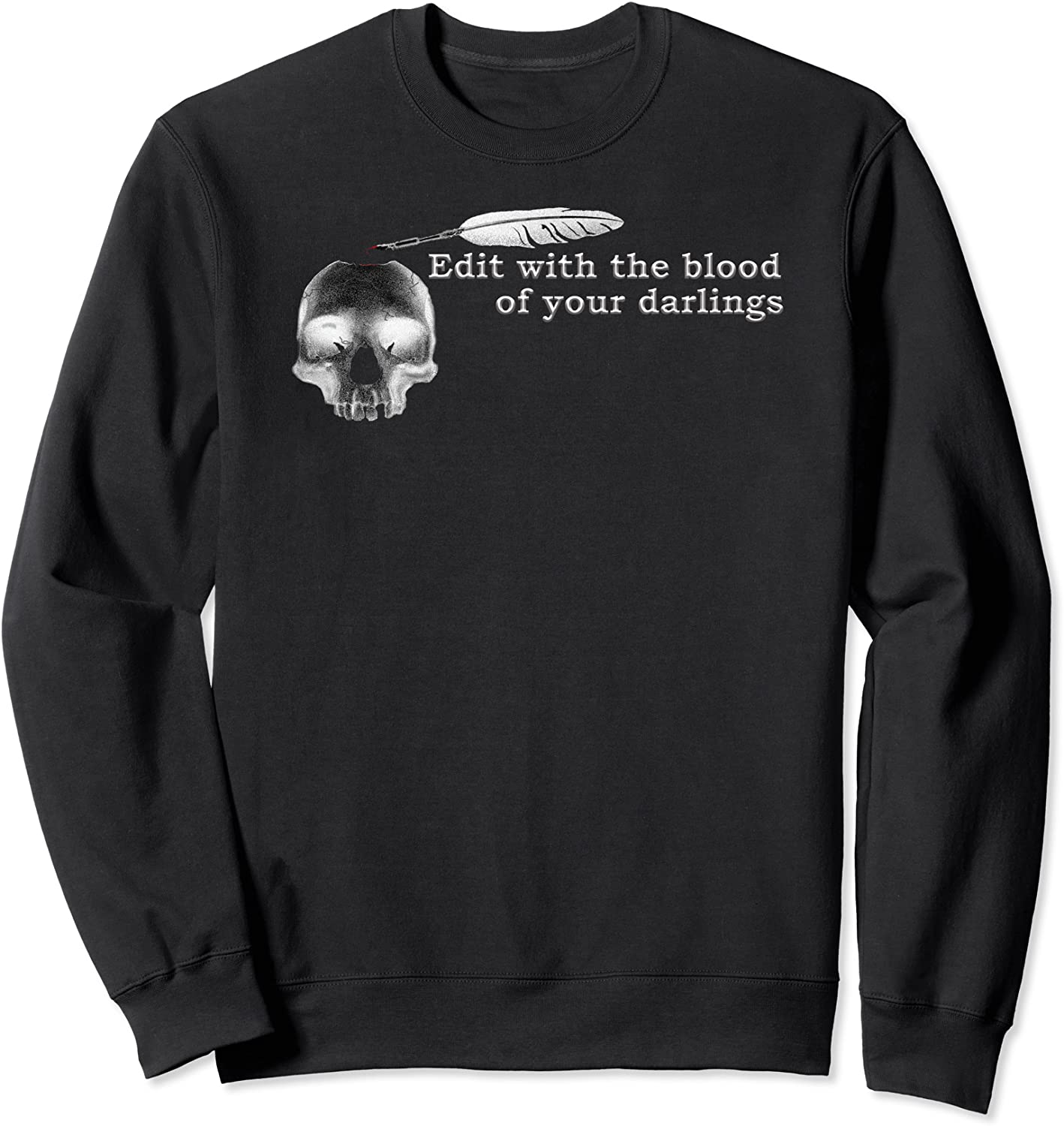 Edit With Blood Sweatshirt of Darlings Limited Special Deluxe Price
