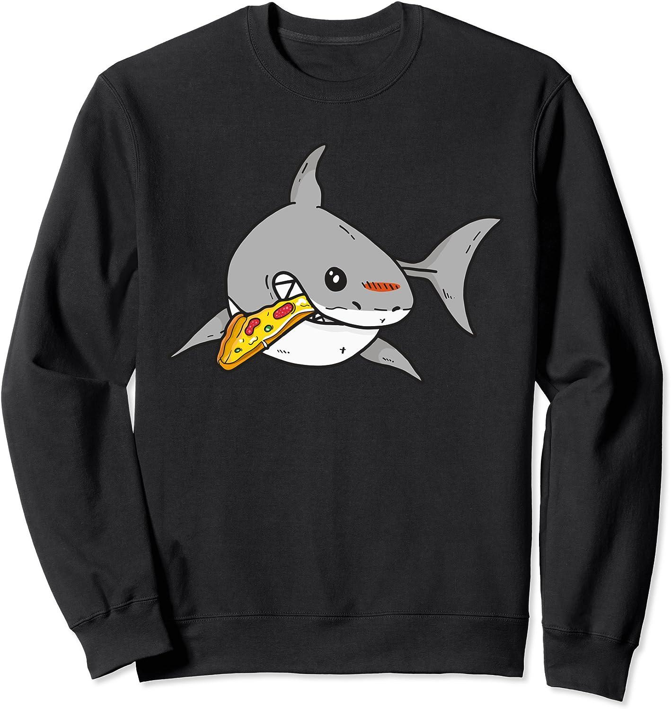 Gift Novelty Joke Jumper Top Unisex Hoodie SHARK STYLE 3