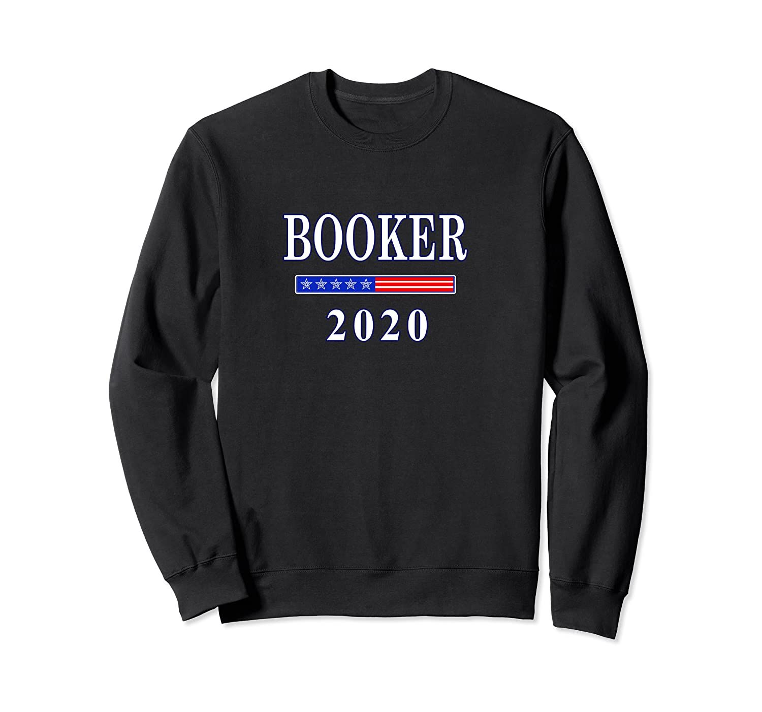 Cory Booker 2020 President Vote Election Rally Shirt T Shirt Crewneck Sweater