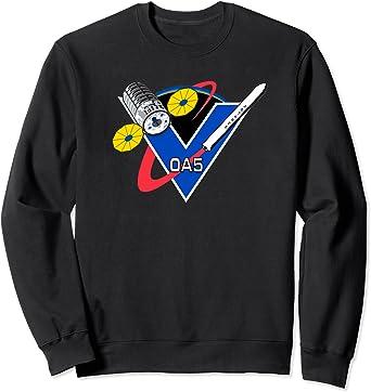 NASA Orbital Sciences Logo Sweatshirt