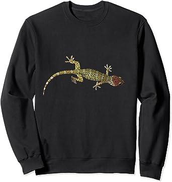 Lagarto Gecko Sudadera