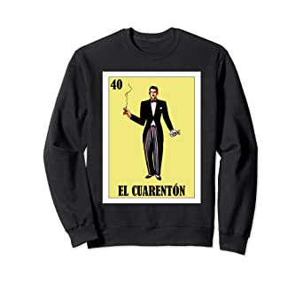 Amazon.com: Loteria Birthday Shirt - Regalo 30 - Spanish ...