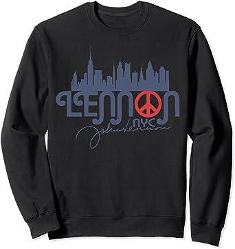 John Lennon - Peace, NYC Sweatshirt