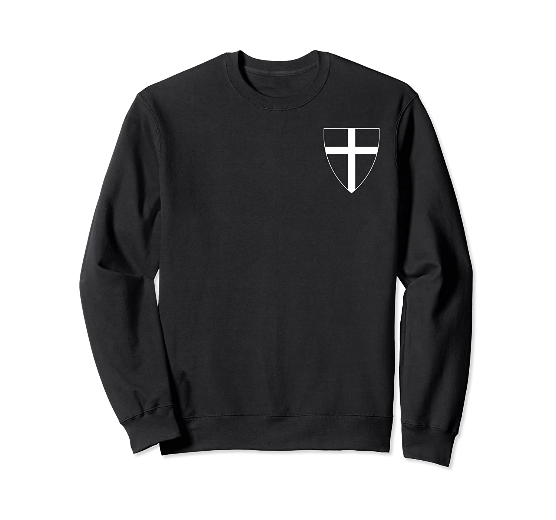 Small Teutonic Order Coat of Arms  Sweatshirt