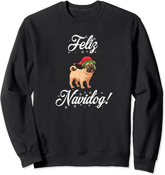 Feliz Navidog Navidad Feliz Navidad Regalo de raza de perro Camiseta