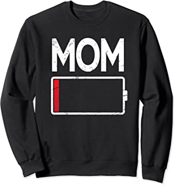 Tired Mama Sweatshirt