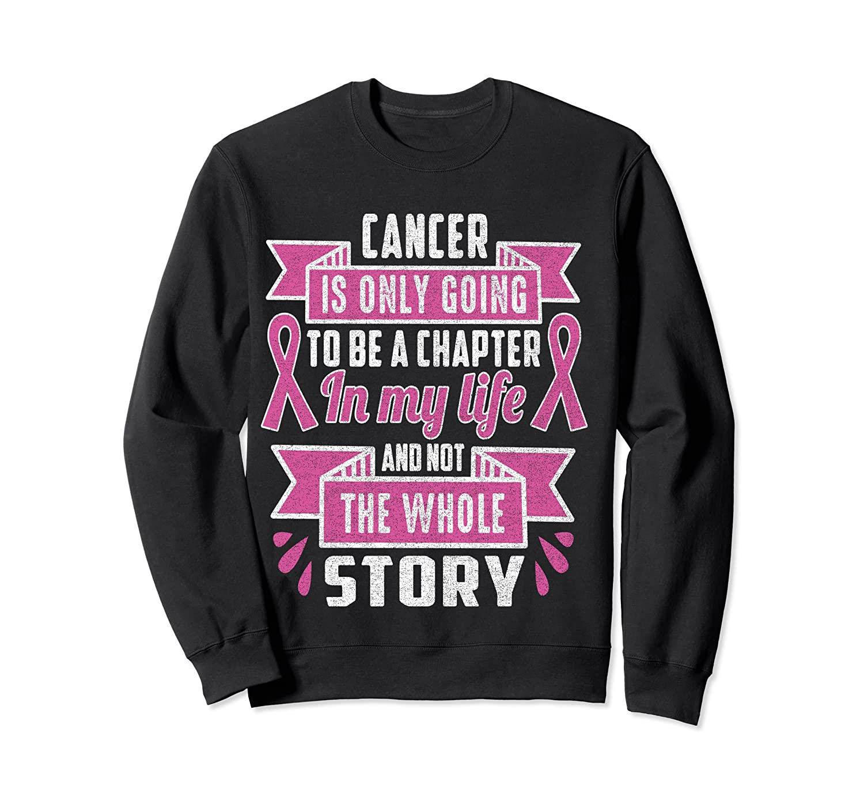 Breast Cancer Awareness Month Pink Ribbon Warrior T T Shirt Crewneck Sweater