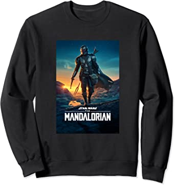 Star Wars The Mandalorian Season 2 Poster Sweatshirt