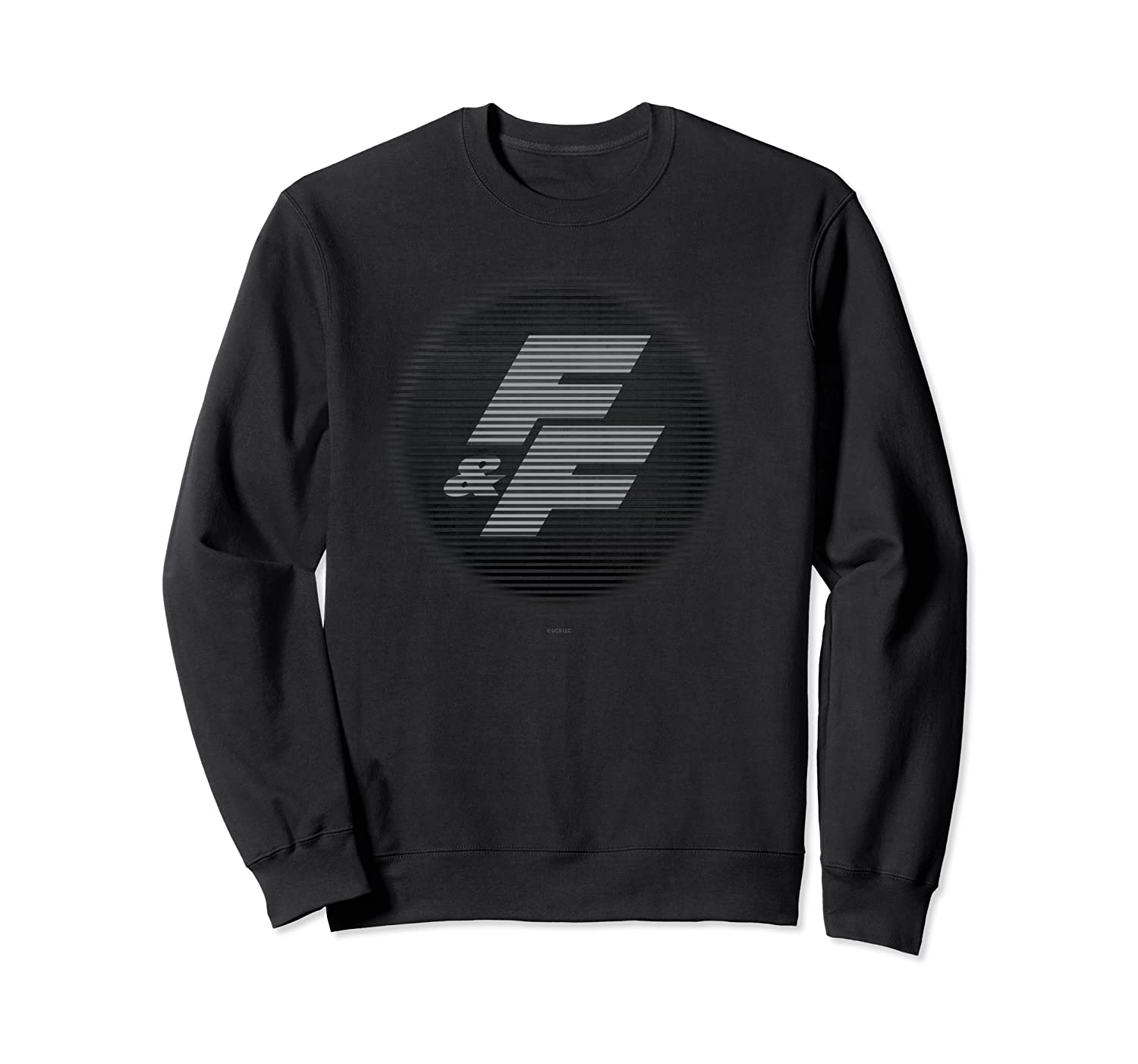 Fast Furious Shuttered Logo Pullover Shirts Crewneck Sweater