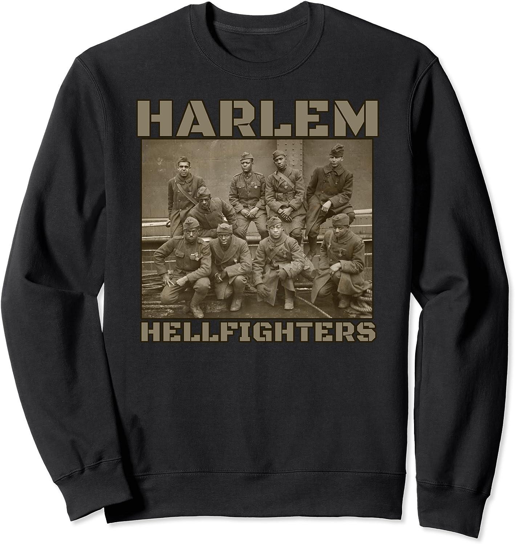 上質 Black Military History USA トレンド Harlem Hellfighters Swe