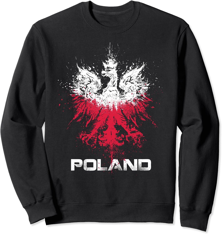 Polish Eagle   Polish Pride   Polish Flag   Polish Sweatshirt