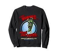 Jose Jalapeno On A Stick Airway Heights Wa T Shirt Sweatshirt Black