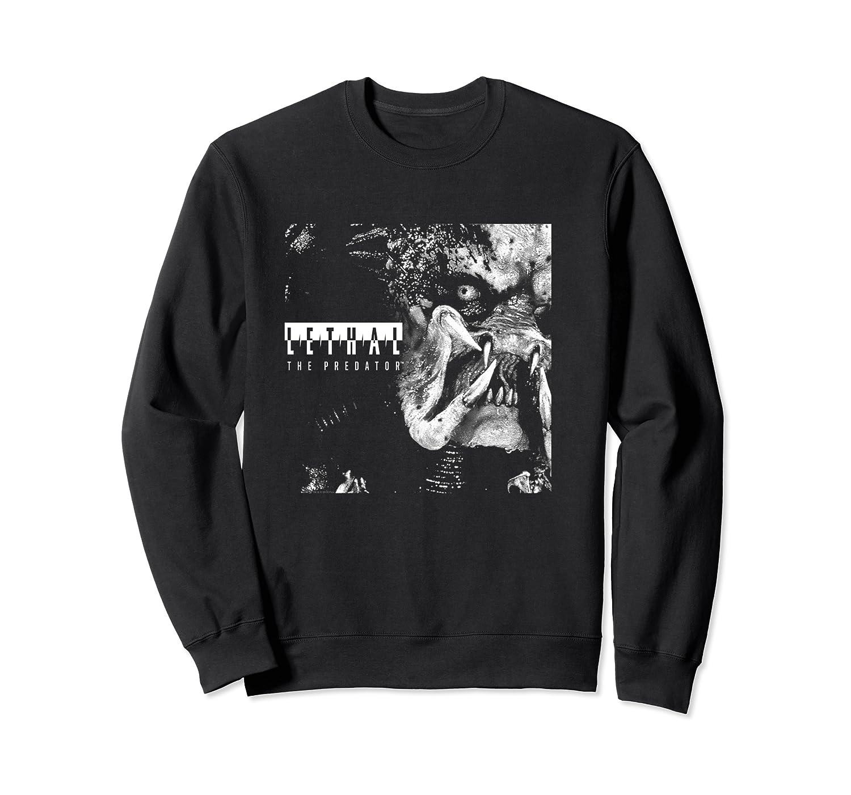 Predator Lethal T-shirt Crewneck Sweater