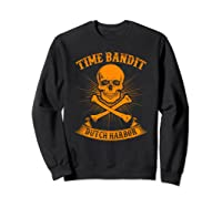 Time Bandit Dutch Harbor Shirts Sweatshirt Black