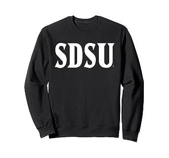 Amazon.com  San Diego State Aztecs SDSU NCAA Sweatshirt PPSDS03 ... ae3e4a520