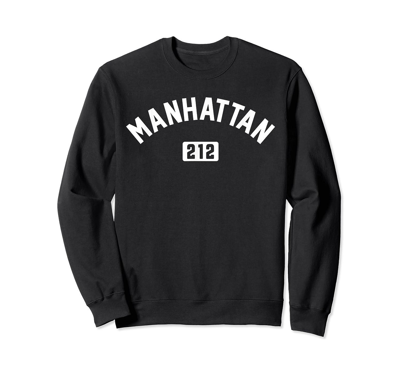 Manhattan 212 Classic City T Shirt Crewneck Sweater