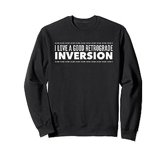 32b0cbbf20 Amazon.com: funny RETROGRADE INVERSION music theory 12-tone ...