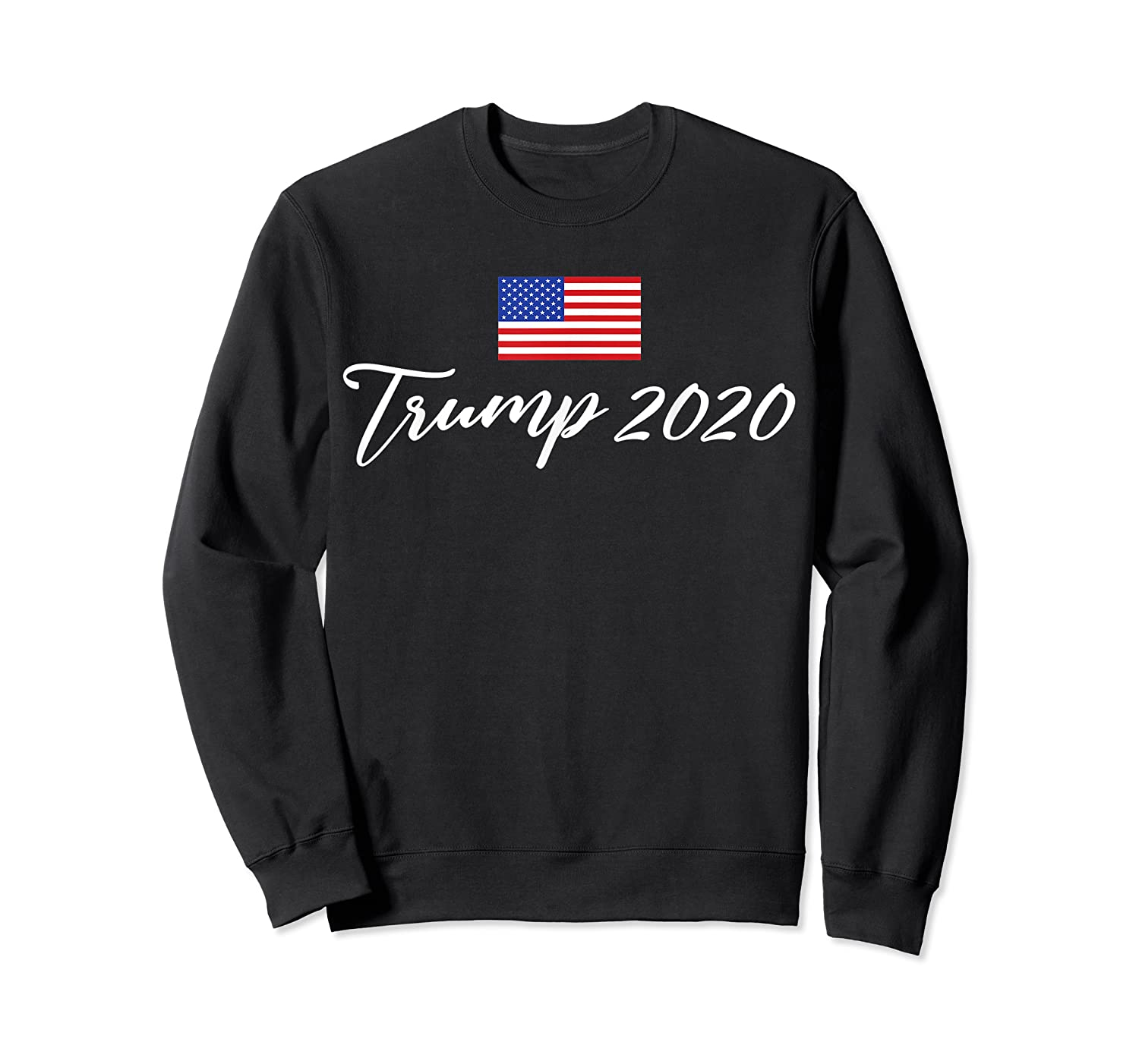 Donald Trump Election 2020 Re-elect President Gop Supporter T-shirt Crewneck Sweater