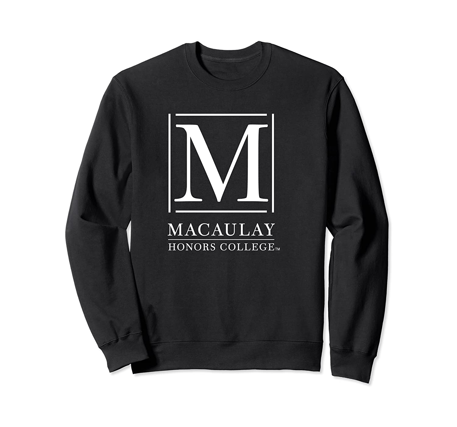 Macaulay Honors College Mountain Lions Ppmhc02 Shirts Crewneck Sweater
