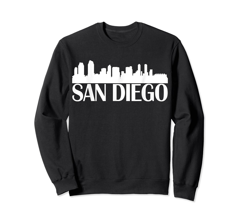 San Diego City Skyline Hot 2019 T Shirt Crewneck Sweater