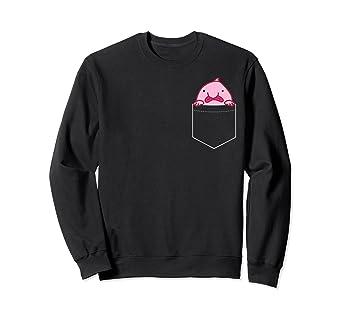 aebfe6c23402 Amazon.com  Blobfish Pocket Sweatshirt